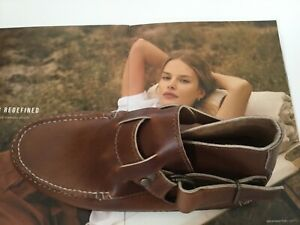 NEW Quoddy Leather Ring Bootie/Moccasins are New with Bag; Women's Size 9.5
