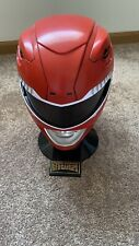 Bandai Power Rangers Mighty Morphin Legacy Ranger Helmet - Red