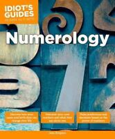 Idiot's Guides Numerology by Dennis Cohen and Jean Simpson Paperback Book