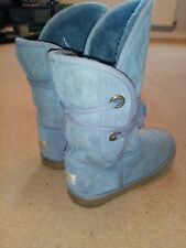 Love From Australia Boots Grey Size 6