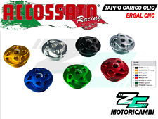 TAPPO OLIO MOTORE ERGAL BMW S1000 R  2012-2015  RACING CNC ACCOSSATO