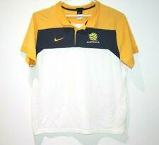 4785ef22b47 Nike Australia Socceroos Team Media Polo Shirt Size 2XL XXL Football Soccer