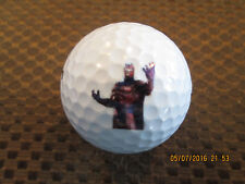 Logo Golf Ball-Magneto.X-Men Character.Awesome Logo.New!