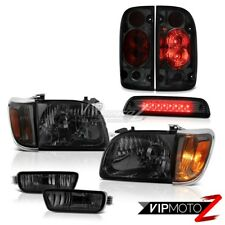 01-04 Toyota Tacoma SR5 Smoked 3rd brake lamp rear lamps headlamps Corner LED