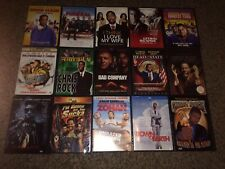 Chris Rock - DVD Movie Collection Set 17 Films oop rare
