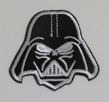 Disney's STAR WARS DARTH VADER Embroidered Iron On/ Sew On Applique Patch