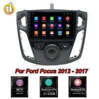 "9"" For 12-17 Ford Focus Android 9.1 Radio GPS Navigation BT Stereo Player 2+32GB"