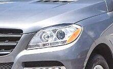 Mercedes-Benz ML-Class Genuine Halogen Left Headlight Headlamp NEW 2012-2014