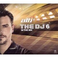 "ATB ""THE DJ 6 - IN THE MIX"" 3 CD NEU"