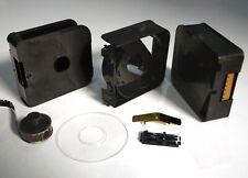 Super 8mm re-loadable film cartridge for cine cameras.