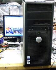 Dell Optiplex 745 Intel Core Duo 1.86Ghz 4GB Ram 320GB hard drive win7 WIFI dvd