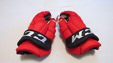 "Brand New CCM HGST Pro Stock NJ Devils 14"" Hockey Gloves! Sami Vatanen MeiGray"