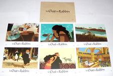LE CHAT DU RABBiN Joann Sfar Algérie Juifs Maghreb Animation  SET DE 6 PHOTOS