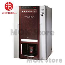 TEATIME DG-808FK Automatic mini Vending Machine COFFEE MAKER (DG-808F3M Video)