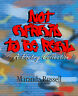 AUTHOR SIGNED Not Afraid to Be Real young adult teen poetry book Maranda Russell