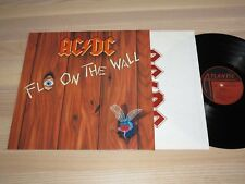 AC/DC ACDC LP - Fly on the MUR / Allemand Press NEUF