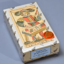 TAROCCO DI BESANCON TAROT CARD DECK - LTD ED REPRPO  of 17th CENTURY CARDS