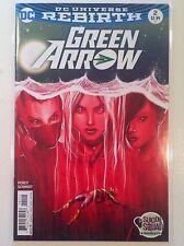 GREEN ARROW (2016) #2 A REGULAR JUAN FERREYRA COVER DC REBIRTH NM 1ST PRINTING
