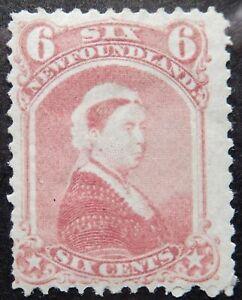 Newfoundland Scott # 035, Mint Original Gum (HR)