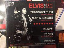 "ELVIS CD "" 1971 "" Guyana Digipack"