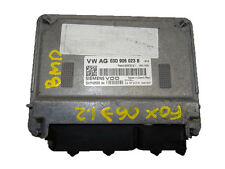 *VW FOX 1.2 2005-2012 ENGINE CONTROL UNIT ECU 03D906023B BMD