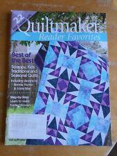 Quiltmaker Reader Favorites 22 Most Popular Quilts