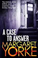 A Case To Answer,Margaret Yorke- 9780751552102