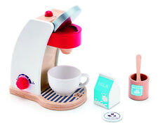 Hape Kaffeemaschine Holz Neu Kinderküche Spielzeug