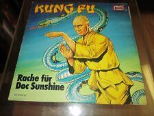 LP - Kung Fu - Rache für Doc Sunshine (Europa)