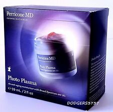 PERRICONE MD PHOTO PLASMA SPF 30 FULL SIZE 2 OZ  AMAZING! IN BOX AUTHENTIC!