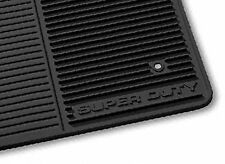 Genuine Ford Floor Mats All Weather Front Set 6C3Z-2513086-C