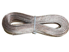 10m SPEAKER CABLE Wire 24 AWG for Hi Fi & Home entertainment & audio systems