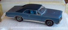 MATCHBOX 1967 PONTIAC GTO, MUSCLE MACHINES COLLECTION, VGC, 1:43 SCALE, BOX