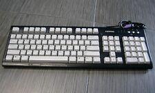 COMPAQ Computer PC KEYBOARD Black/Grey OEM Model 5107