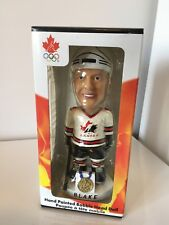 Team Canada Rob Blake Bobblehead 2002 Salt Lake Olympics New