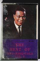 The Best of Nat King Cole Vol 2 Cassette Heaven cassettes LMF-2087
