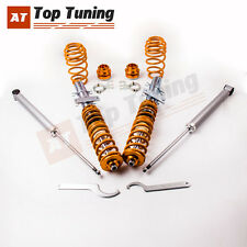 Coilover Suspension Kit for VW POLO 6R MK5 2009 Onwards Seat Ibiza 6J 1.2 attes