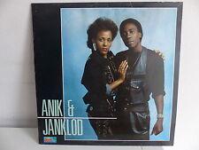 ANIK & JANKLOD  S/T Pense a moi ecris moi ... DEBS HDD 2476