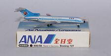 Schabak Boeing 727-281 ANA All Nippon Airways JA8341  in 1:600 scale