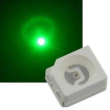 50 grüne Smd Leds PLCC-2 / 3528 AVAGO, grün green vert verde groen mini Led Smds