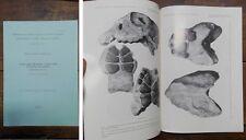 NOSOTTI S., PINNA G. - Storia delle ricerche  degli studi sui rettili Placodonti