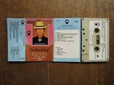 ELTON JOHN K7 AUDIO TUNIQIE THE VERY BEST OF
