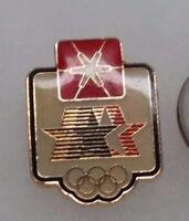 1984 Los Angeles Olympics Sponser Pin