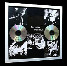 DEPECHE MODE+101 Live+LIMITED+GALLERY QUALITY FRAMED+FAST GLOBAL SHIP+Not Signed