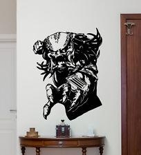 Predator Wall Decal Mortal Kombat Superheroes Vinyl Sticker Decor Mural 130zzz