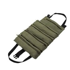 Roll Tool Roll Multi-Purpose Tool Roll Up Bag Wrench Roll Pouch Hanging Too