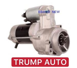 Brand New Starter Motor fits Kia Sorento BL engine D4CB 2.5L Diesel 07-09