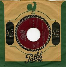 "THE FOUR SAINTS THE THREE BELLS BOOM A LADDA BOOM BOOM 7"" ITALY 1959"