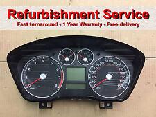Ford Focus Mk2 Mk3 / C-Max Instrument Cluster / Clocks / Dash Repair service