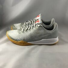 Nike Kobe KB Mentality 2 Basketball Shoes Wolf Grey [818952-101] Men's Size 9.5